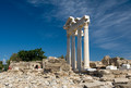 The Temple of Apollo. Side. Turkey